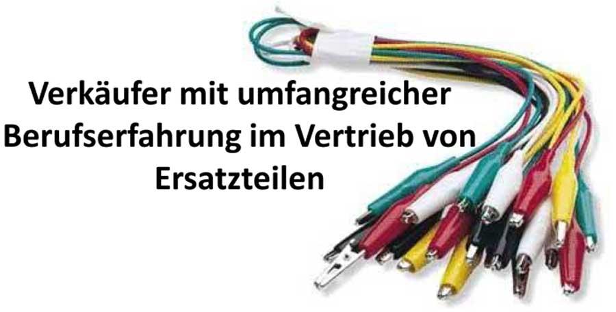 Ersatzteile Gastronomiegeräte - Banner Online-Bewerbung