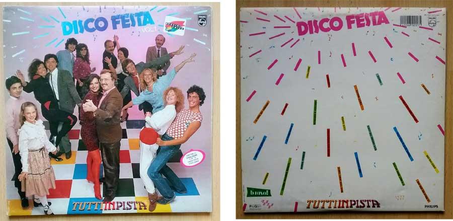 Tutti In Pista Disco Festa Vol. 1 - Bravo!