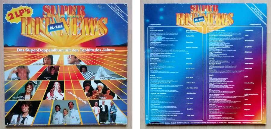 Das Super Doppelalbum, die Super Hit-News