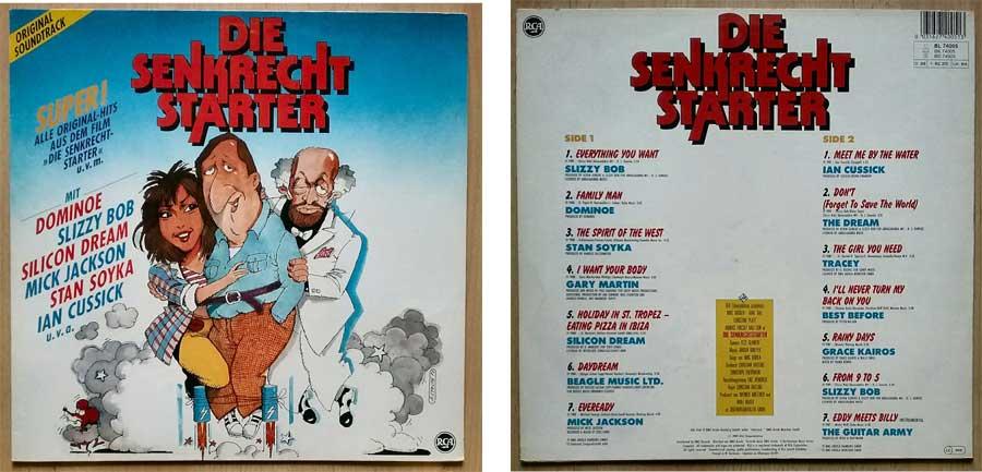 Schallplatte Original-Hits aus dem Film