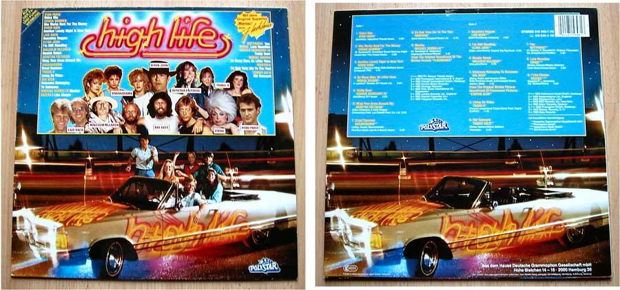 High Life - LP Vinyl von 1983