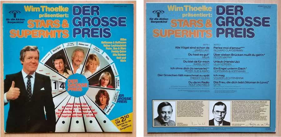 Der Grosse Preis Stars & Superhits, Old-School