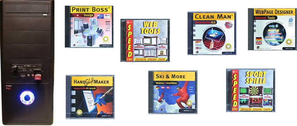 Bild Windows Internet Tools auf CD-ROM