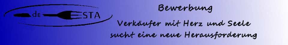 Banner Bewerbung von Derk Starke in 46569 Hünxe