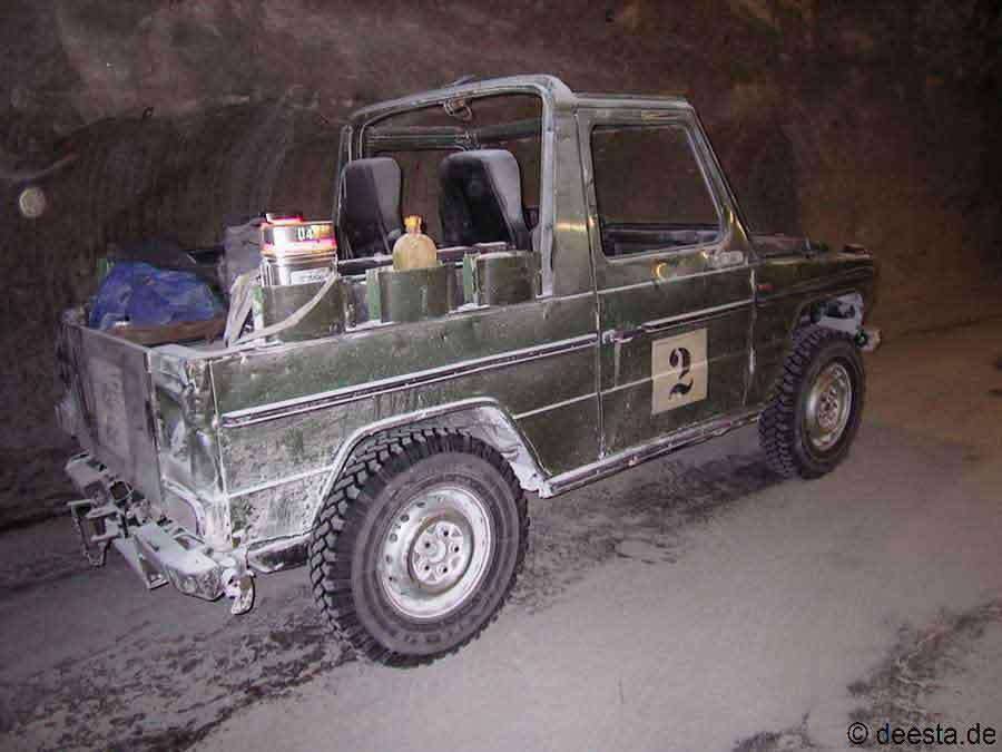 Bild vom Geländewagen der Jeep