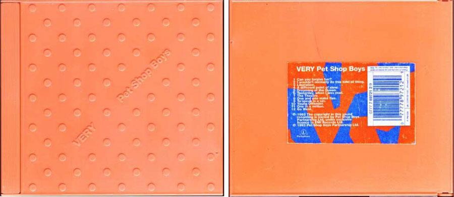Tausche - Very Pet Shop Boys von 1993