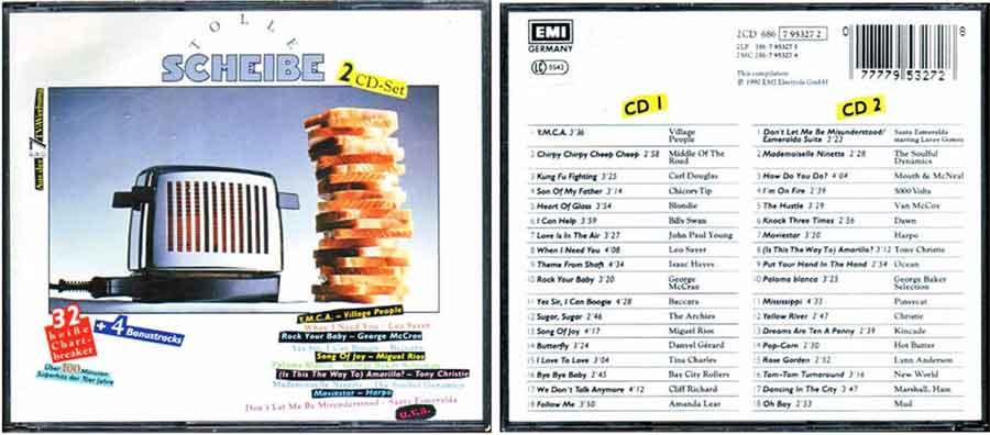 tolle scheibe doppel cd