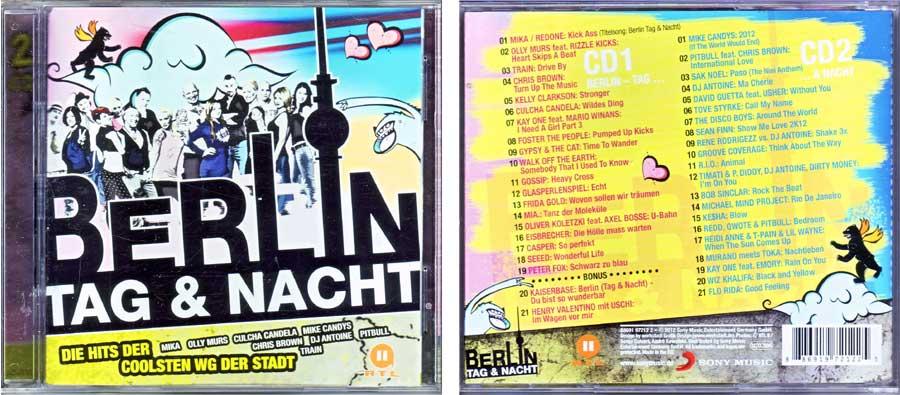 CD Berlin Tag und Nacht