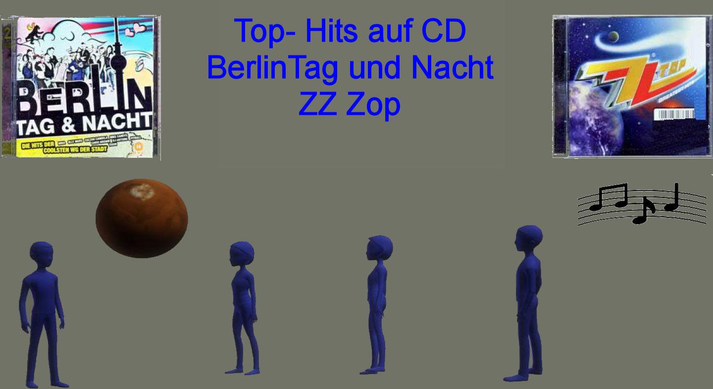 Berlin Banner Cds