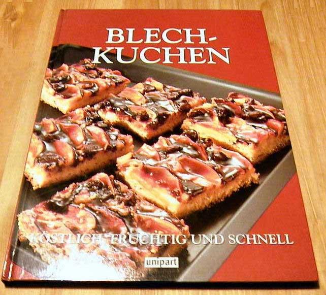 kochbuch blechkuchen