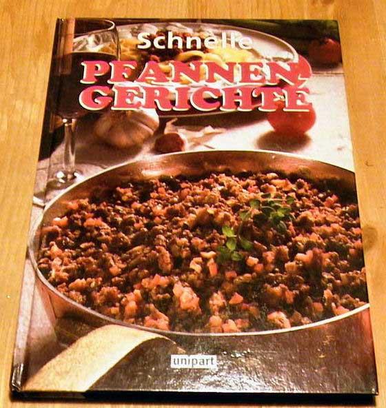 kochbuch pfannengerichte
