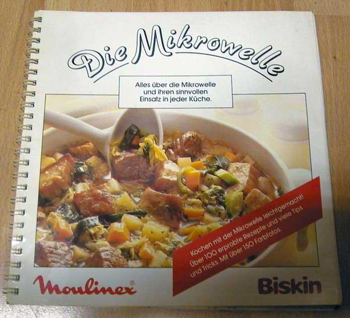 kochen mikrowelle Kochbuch