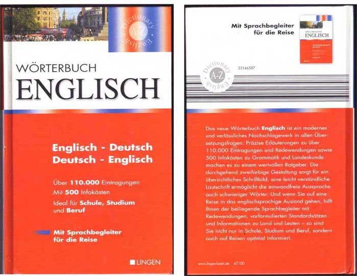 lingen wörterbuch englisch