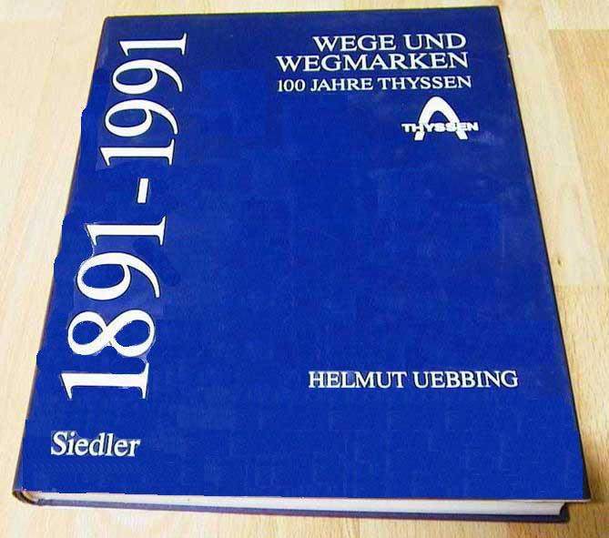 thyssen stahlwerk krupp Buch
