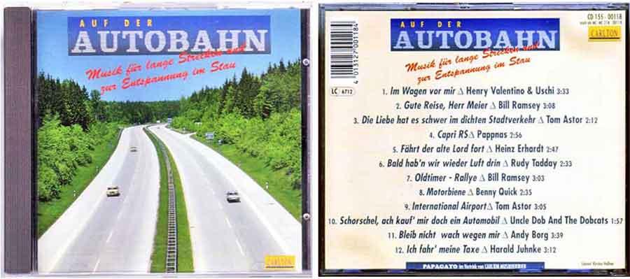 cd autobahn lieder