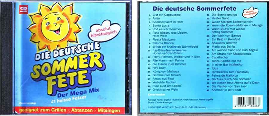 cd der deutsche mega mix