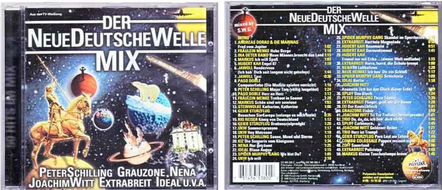 cd neue deutsche welle