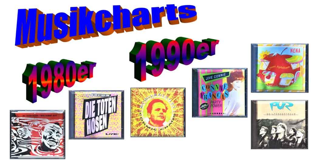 Musikcharts meine Lieblingsmusik - Banner Deutsche Schlager