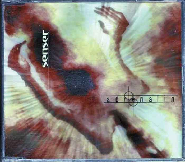 Adrenalin - Senser - Musik auf CD, Maxi-Single