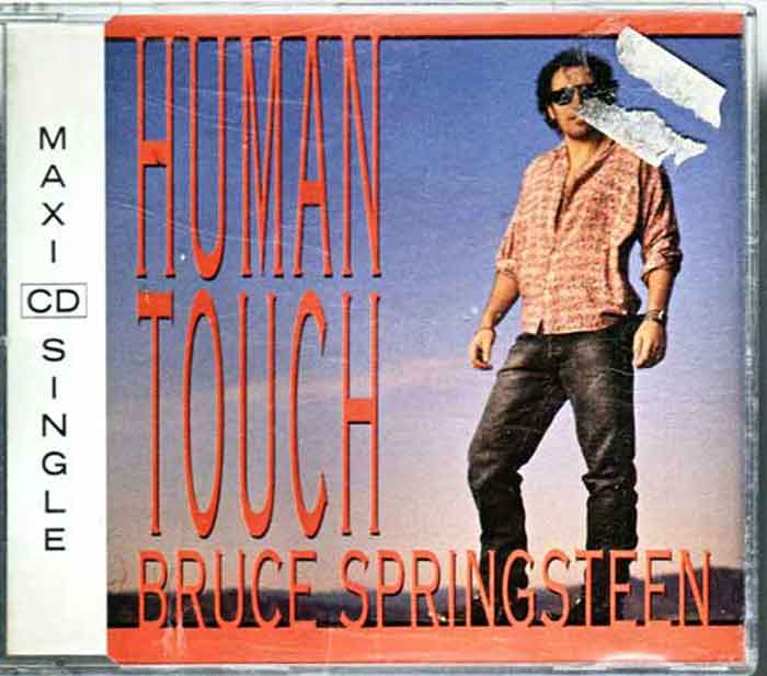 Bruce Springsteen – Human Touch - Musik auf CD, Maxi-Single