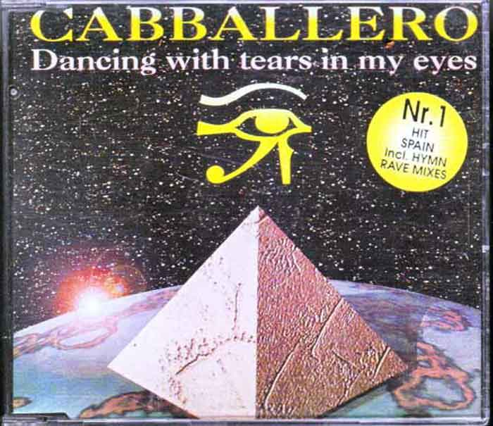 Cabballero – Dancing With Tears In My Eyes - Musik auf CD, Maxi-Single