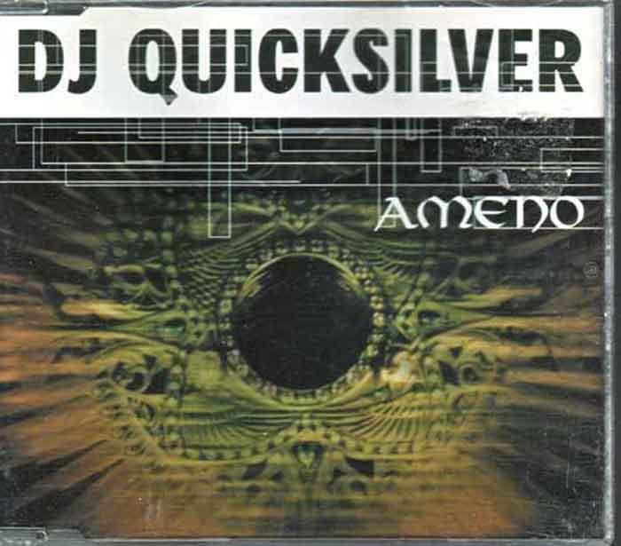 DJ Quicksilver – Ameno - Musik auf CD, Maxi-Single