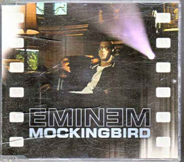 Eminem – Mockingbird - Musik auf CD, Maxi-Single