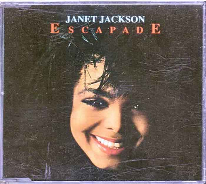 Janet Jackson – Escapade - Musik auf CD, Maxi-Single