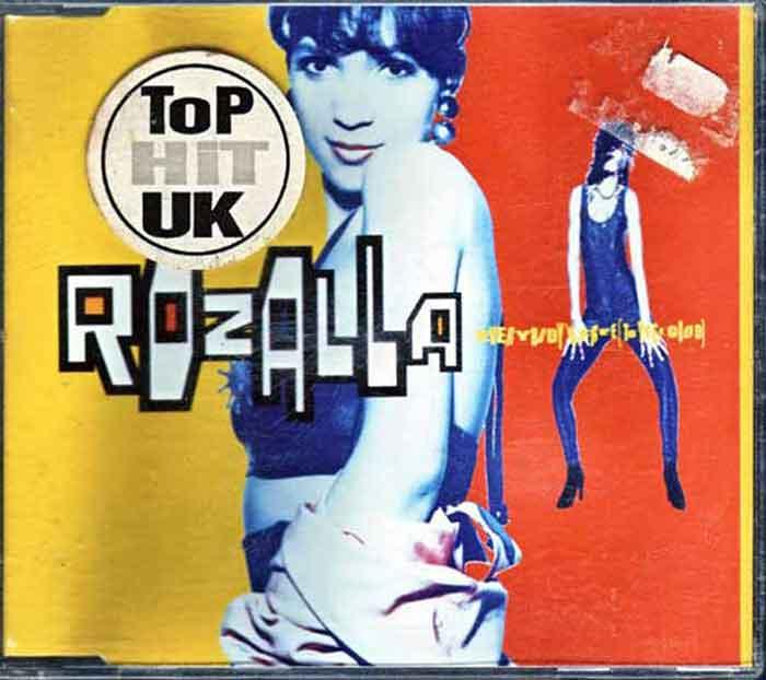 Rozalla – Everybody's Free - Musik auf CD, Maxi-Single
