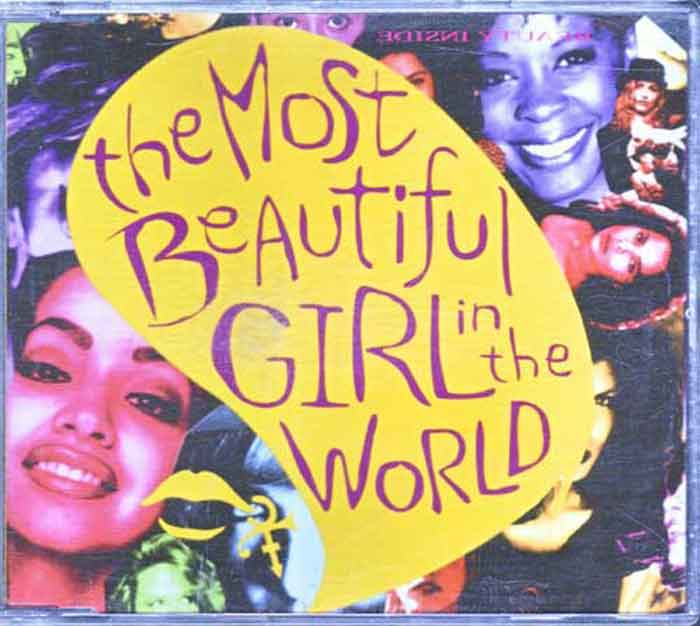 Symbol - The Most Beautiful Girl In The World - Musik auf CD, Maxi-Single