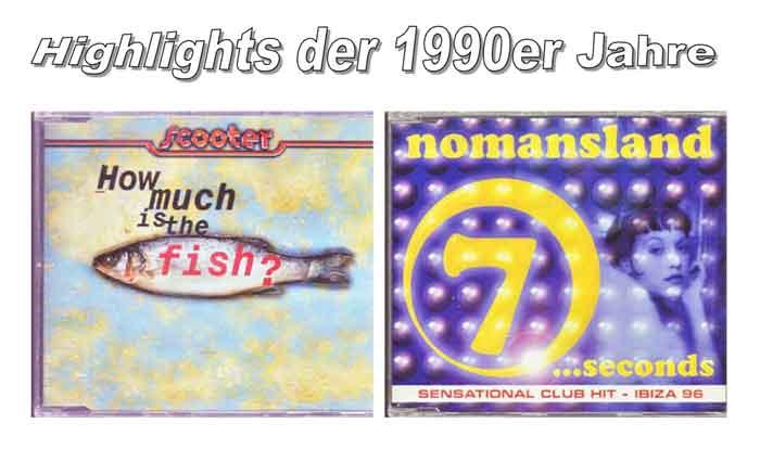 Discohits der 90er Jahre - Highlights aus Ibiza