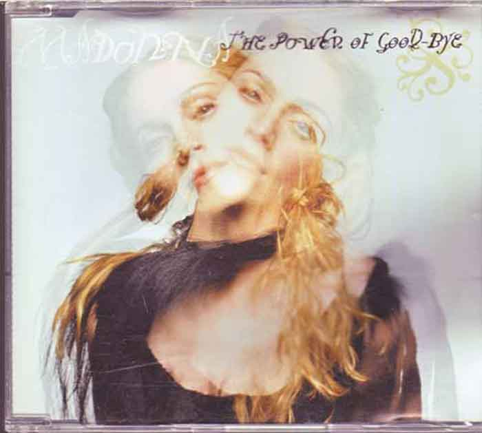 Madonna ‎– The Power Of Good-Bye - Musik auf CD, Maxi-Single