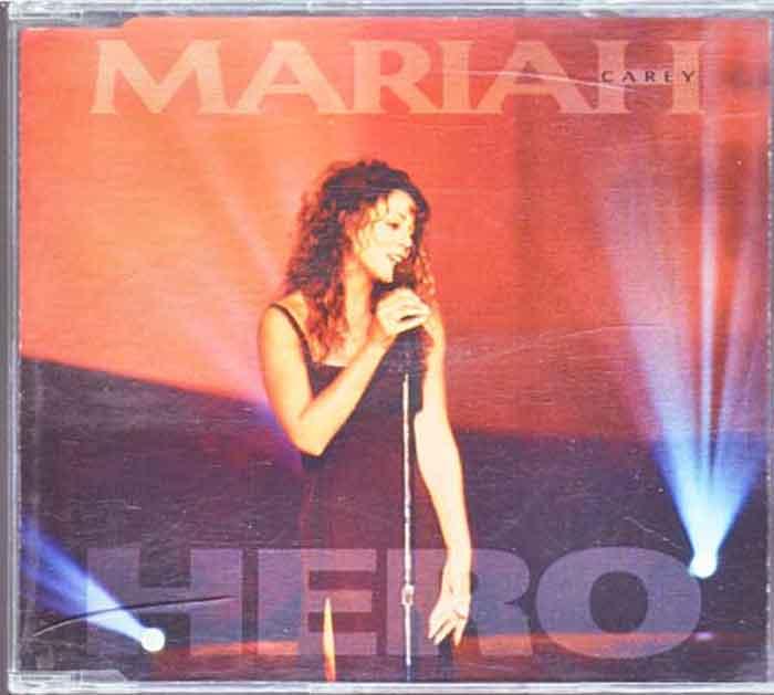 Mariah Carey – Hero - Musik auf CD, Maxi-Single