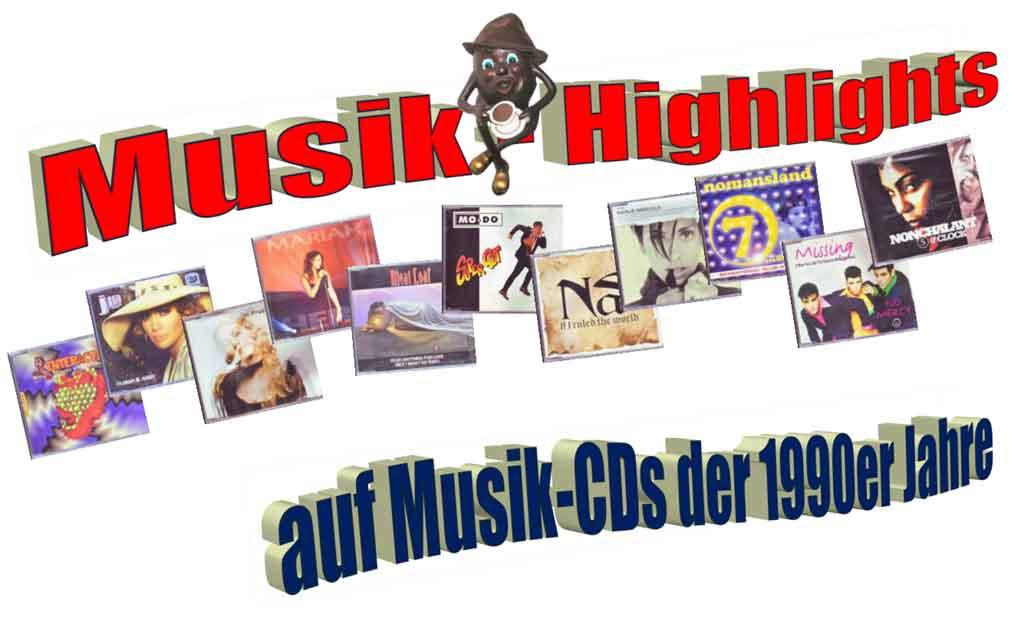 Musik Highlights aus den 1990er Jahren Bannerwerbung