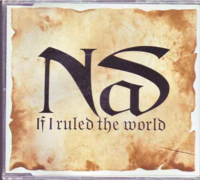 Nas - If I Ruled The World - Musik auf CD, Maxi-Single