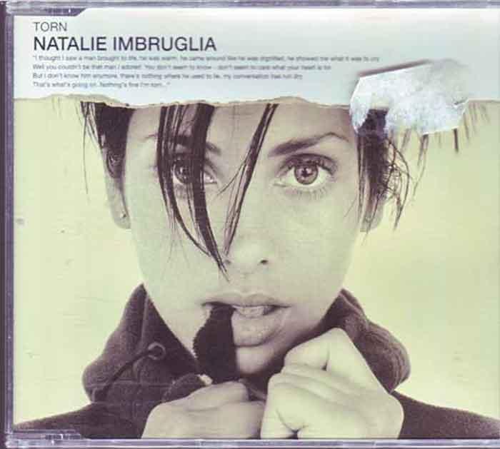 Natalie Imbruglia – Torn - Musik auf CD, Maxi-Single