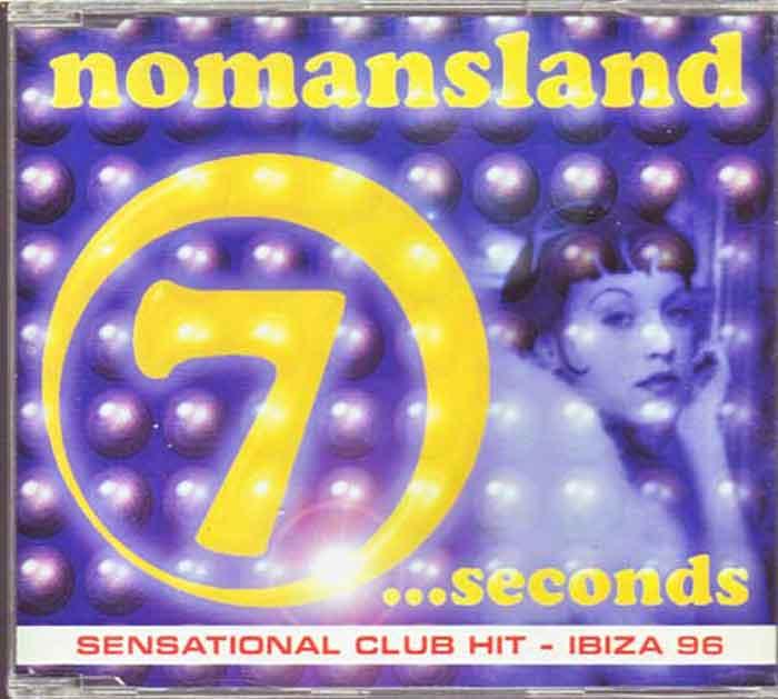 Nomansland – 7... Seconds - Musik auf CD, Maxi-Single