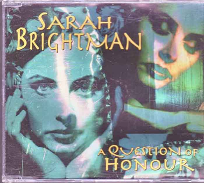 Sarah Brightman – A Question Of Honour - CD