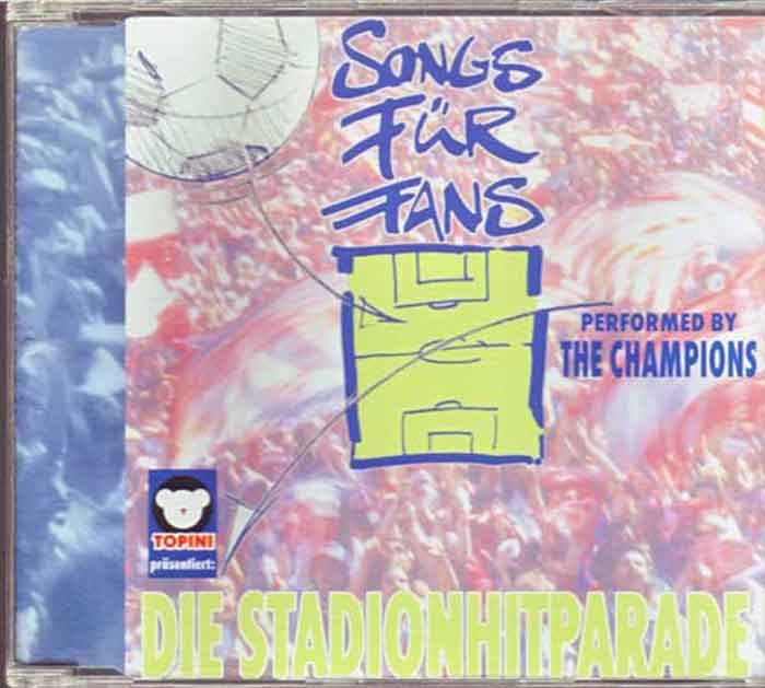The Champions - Songs für Fans - Musik auf CD, Maxi-Single