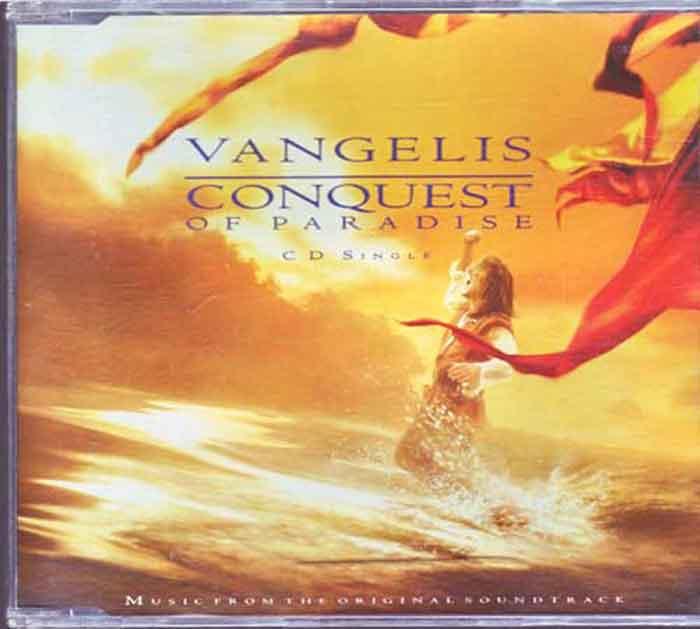 Vangelis – Conquest Of Paradise - Musik auf CD, Maxi-Single