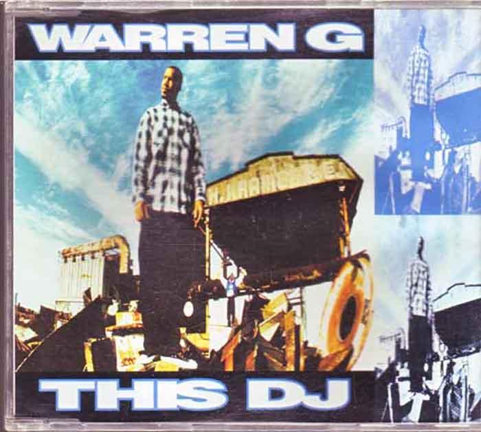 Warren G – This D.J. - Musik auf CD, Maxi-Single