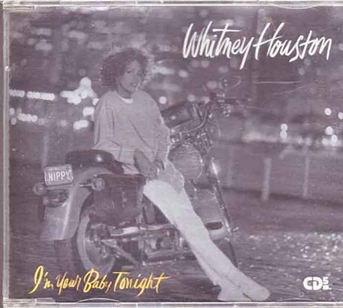 Whitney Houston – I'm Your Baby Tonight - Musik auf CD, Maxi-Single