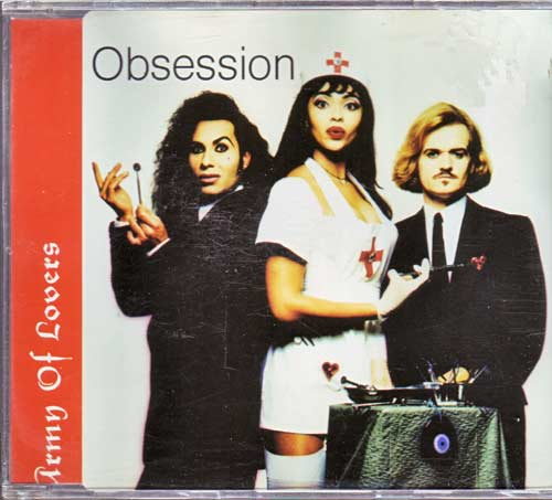 Army of Lovers – Obsession. – EAN: 4009880950555