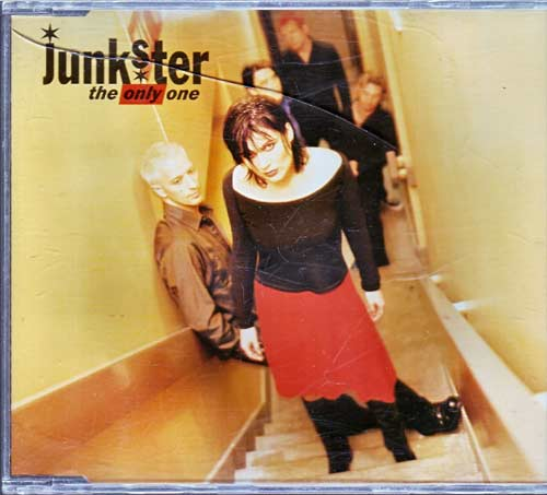 Junkster – The Only One. – EAN: 743215723929