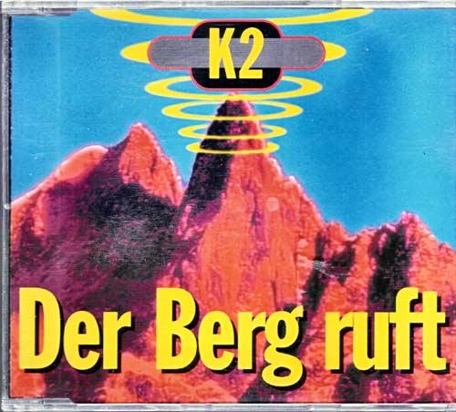 K 2 – Der Berg Ruft. – EAN: 099923415565. 4 Songs