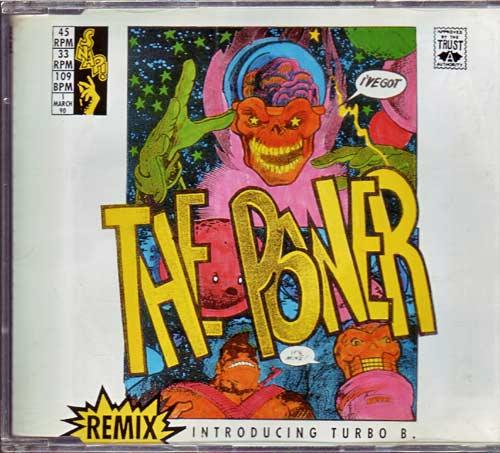 Snap! – The Power (Remix). – EAN: 4007196631076