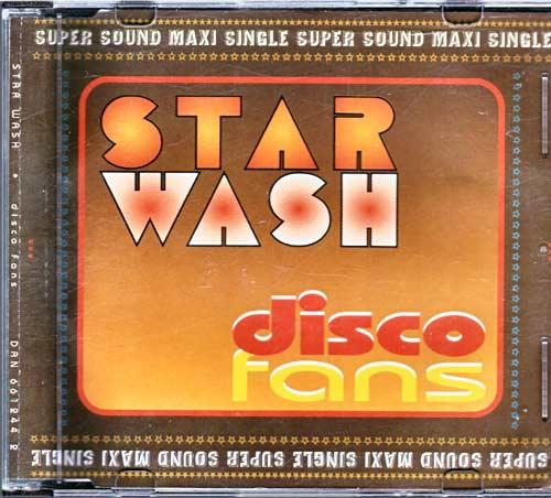 Starwash – Discofans. – EAN: 5099766124421