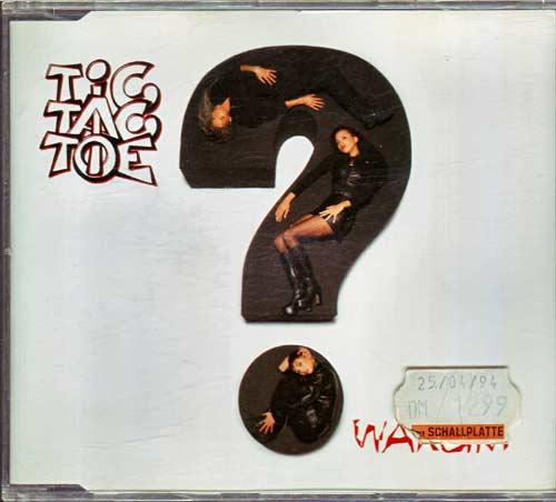 Tic Tac Toe – Warum? – EAN: 743213866925