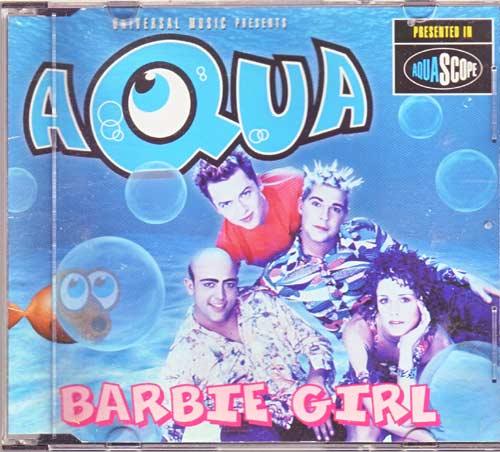 Aqua - Barbie Girl - EAN: 602438041329