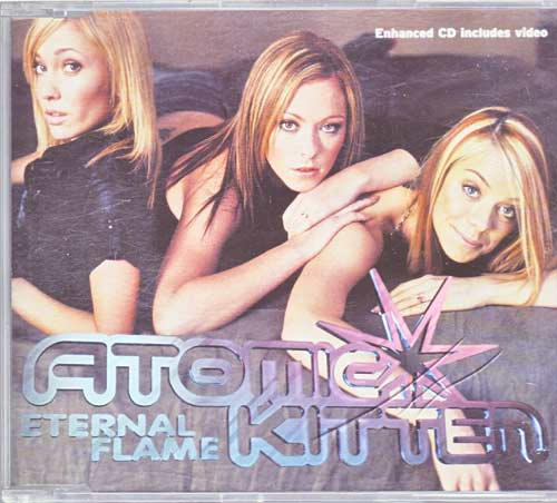 Atomic Kitten - Eternal Flame - EAN: 724389780505